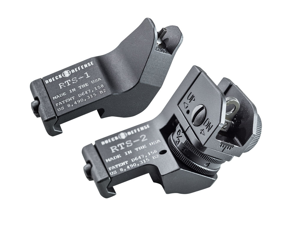 Rapid Transition Sight™ - Set (Front & Rear)