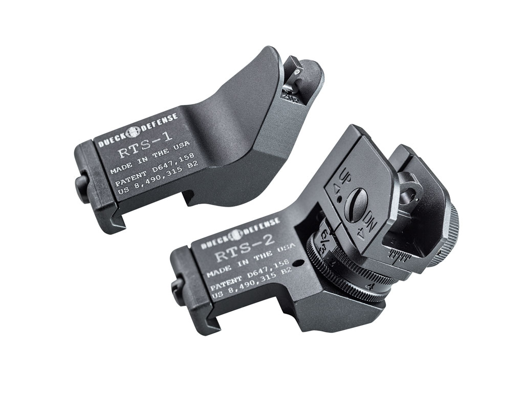 Rapid Transition Sight™ with Trijicon Night Sights - Set (Front & Rear)