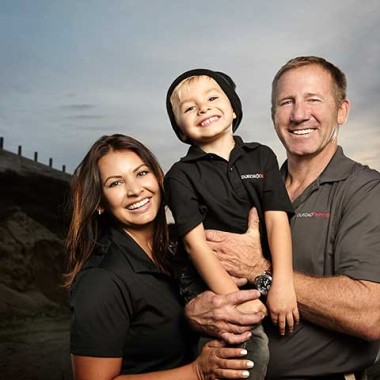 Dueck Defense founders, Barry and Michelle Dueck