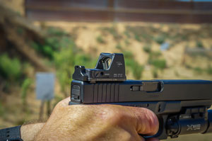 Deuck Defense Handgun Red Dot Backup
