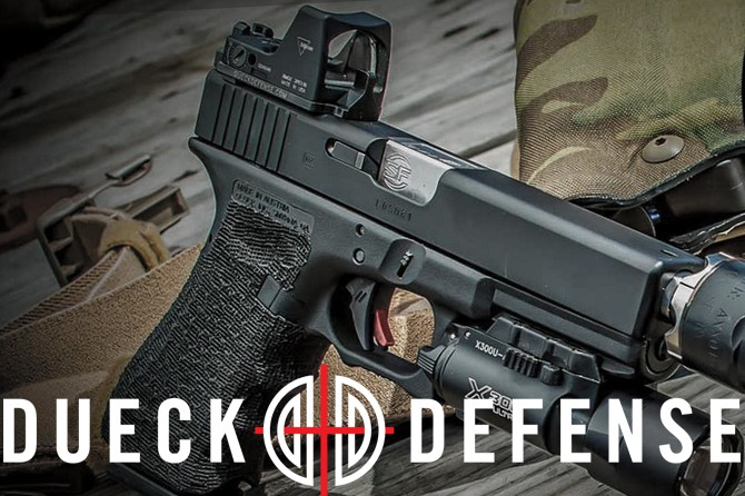 Dueck Defense inc  Tactical/Competitive Firearm Accessories