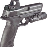 Dueck Defense RBU + Trijicon RMR RM07 on Smith & Wesson M&P